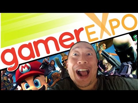 GAMER EXPO IN HAWAII! ALOHA PEW PEW PEW