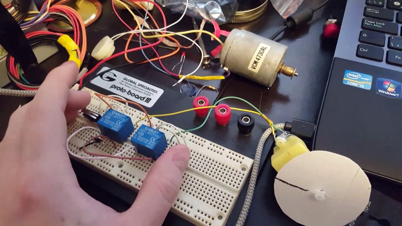 wiring h bridge [ 1280 x 720 Pixel ]