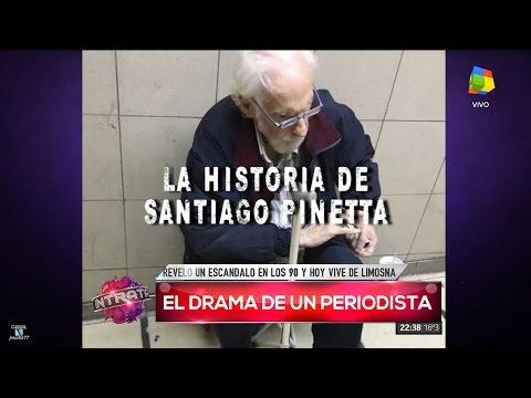 La historia del periodista que denunció el escándalo IBM-Banco Nación y hoy mendiga en el subte