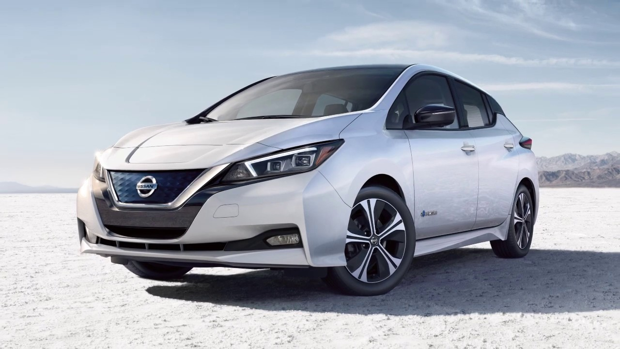 2020 Nissan LEAF - ProPILOT Assist (if so equipped)