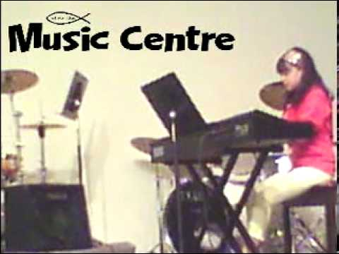 PianoKeyboard Lessons Winnipeg Manitoba  Whyte Ridge Music Centre Lessons Piano Student