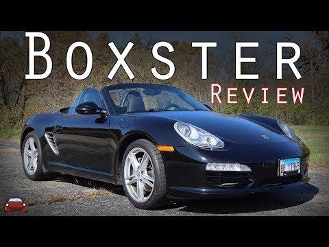 2011 Porsche Boxster Review