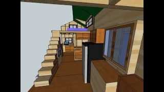Tiny House In Sketchup