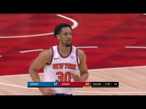 New York Knicks vs Atlanta Hawks | February 14, 2019