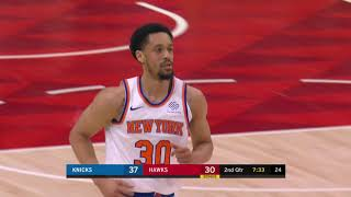New York Knicks vs Atlanta Hawks | February 14, 2019
