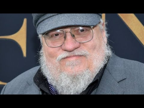 George R. R. Martin Breaks His Silence On GoT Finale