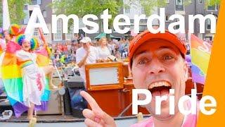 Amsterdam Gay Pride 2015 Dutchified