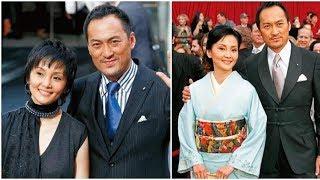 【婚外情惹禍】渡邊謙宣布與南果步離婚 ✔
