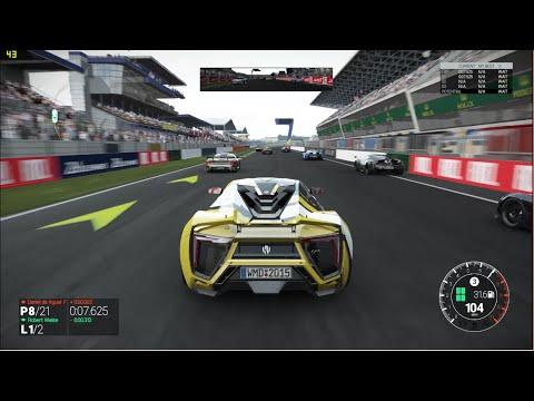 project cars lykan hypersport gigabyte gtx970 g1 gaming