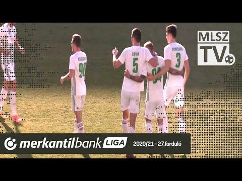 WKW ETO FC Győr - Kolorcity Kazincbarcika SC | 3-0 (1-0) | Merkantil Bank Liga NB II. | 27. forduló thumbnail
