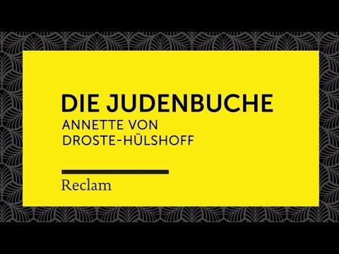 Die Judenbuche YouTube Hörbuch auf Deutsch