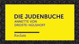Droste-Hülshoff: Die Judenbuche (Reclam Hörbuch)