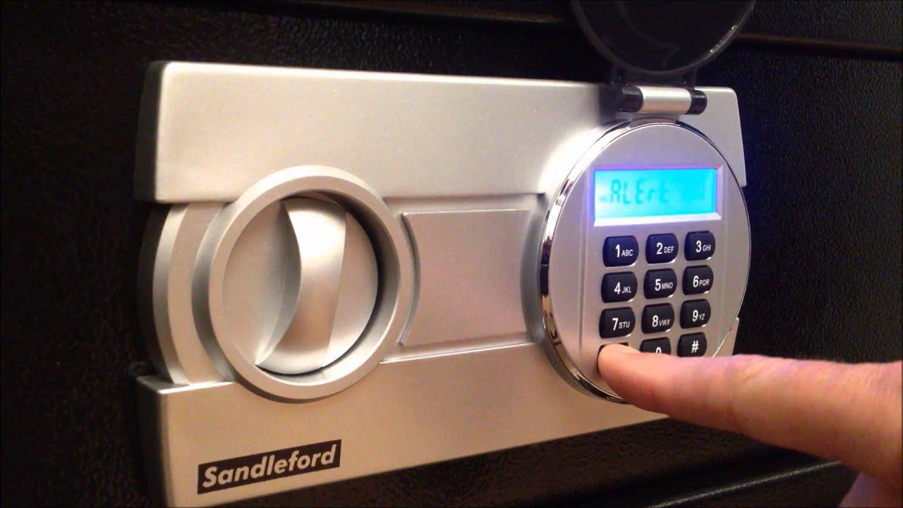 Sandleford safe manual