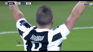 Juventus vs Tottenham 2-2 - All Goals & Highlights - UCL Champions 2018 HD تعليق عربي شاشة كاملة