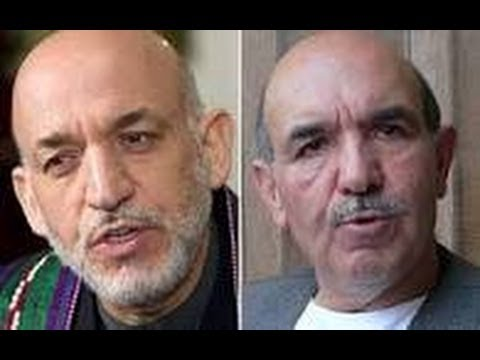 Karzai's Brother Qayum to Run in Afghan Presidential Elections