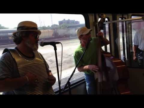 The Brewbadours on St. Louis MetroLink