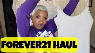 FOREVER21 HAUL | BEAUTY BY KANDI