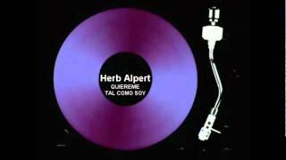 Quiereme tal como soy - Herb Alpert