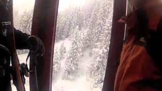 December Snow on Parsenn Thumbnail