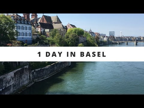 24-Hours in Basel!