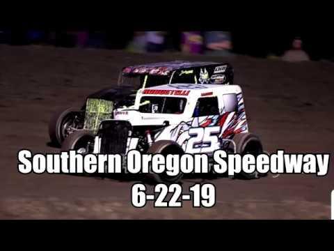 Southern Oregon Speedway 6-22-19