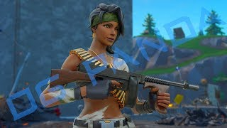 BANDOLETTE w/ Drum Gun in Blender (Free Fortnite 3D Thumbnail Speed Art)