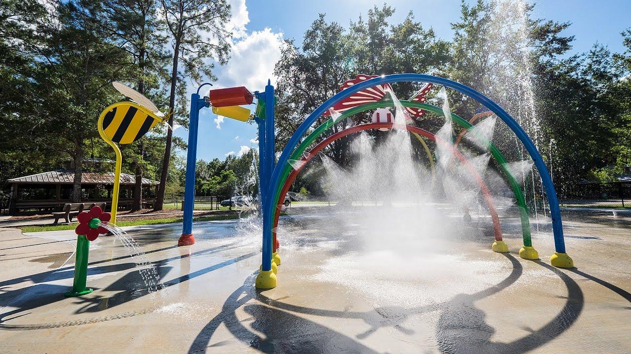 George W Martin City Park Gautier Ms Water Park