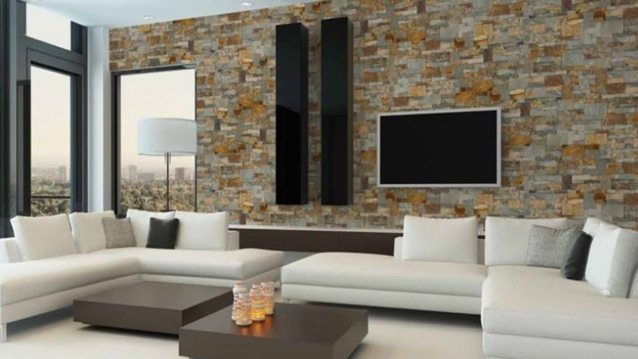 Top 100 Stone Wall Decorating Ideas Modern Home Interior Design Trends 2021 Youtube