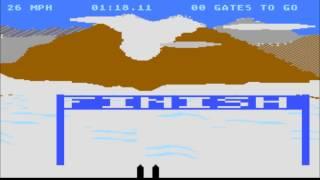Mogul Maniac (prototype?) for the Atari 8-bit family