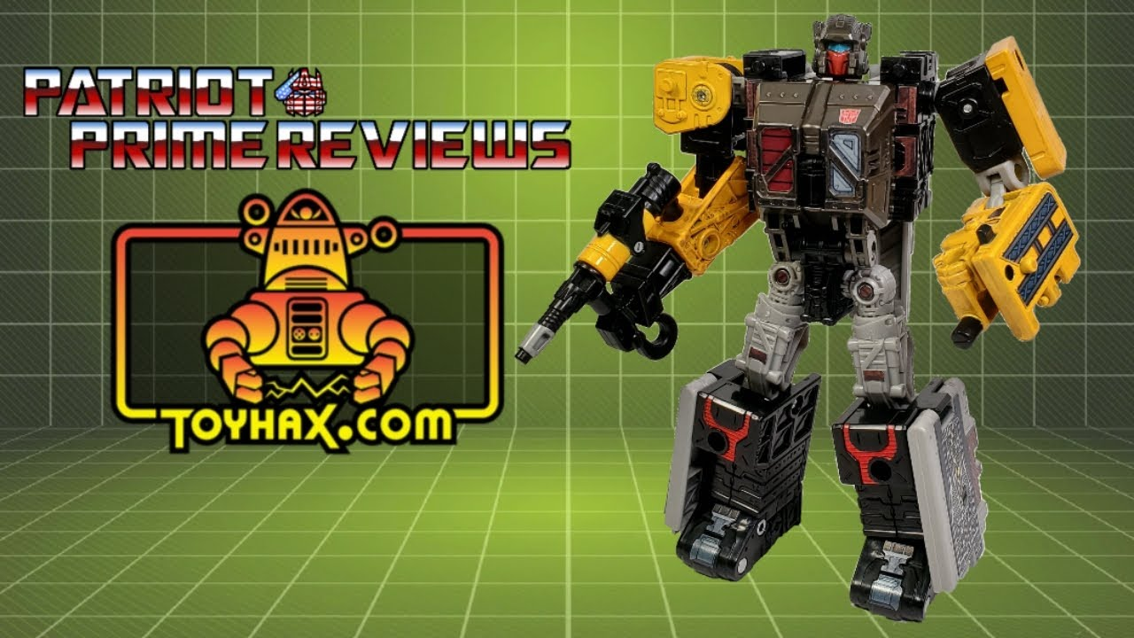 FIRST LOOK! Toyhax Ironworks Decals By Patriot Prime Reviews
