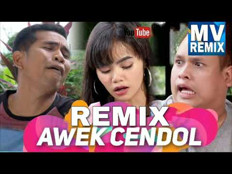 Remix Awek Cendol (Full Remix HD)🎵🎵