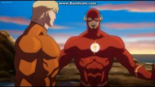 Justice League Throne Of Atlantis The Justice League Save And Meet Aquaman