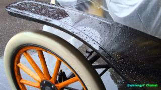 1913 FORD Model T with natural rubber tires