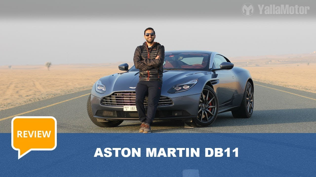 Aston Martin Db11 Review The Best Grand Tourer Money Can Buy Yallamotor Com Youtube