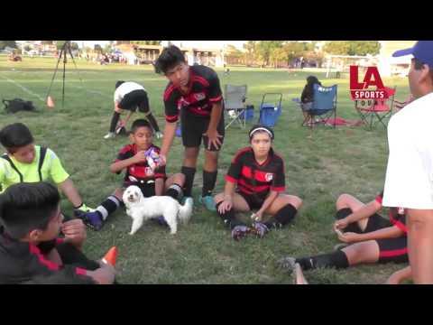 Liberty Soccer League Lion United FC vs Poderosos U14 Final 2016