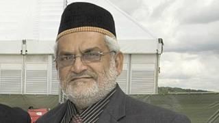 Pir Habib-ur-Rehman Shaheed, Martyred in Sanghar Pakistan, August 19, 2010 Islam Ahmadiyya