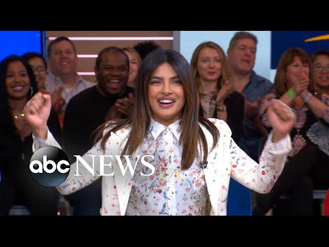 Priyanka Chopra Jonas spills secrets from her wedding | GMA