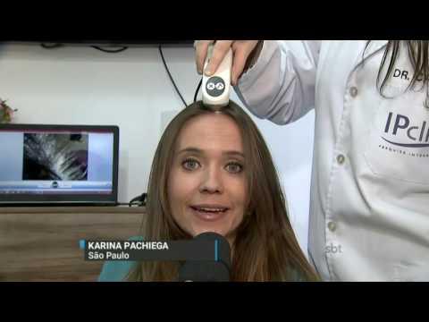 SBT Brasil (08/07/16) Feira de cosméticos em São Paulo mostra chocolate que promete emagrecer