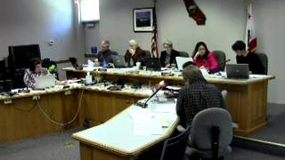 Trinity County Board Of Supervisors VOTE YES ON RV ordinance 4 23 13