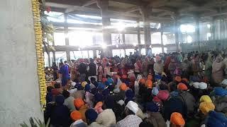 Harkirat singh video of the barsi baba daya Singh ji  2018