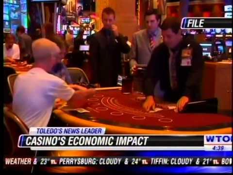 CBS Toledo: Ohio Casinos Support 14,000 Jobs