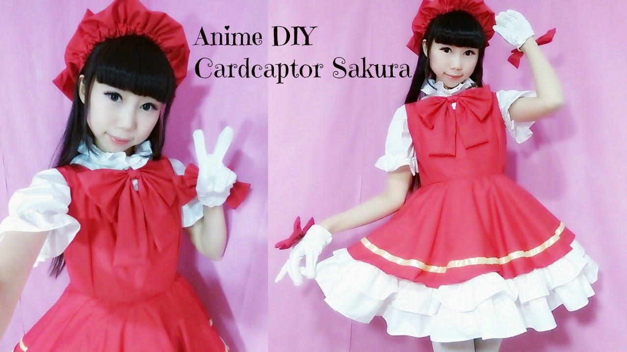 Anime costume diy how to make cardcaptor sakura costume hat anime costume diy how to make cardcaptor sakura costume hat easy youtube solutioingenieria Gallery