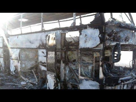 Трагедия! 52 человека сгорели заживо   НОВОСТИ
