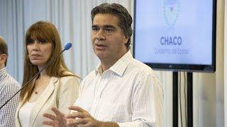 Coronavirus: Capitanich Decretó El Aislamiento De Chaco Al Confirmarse Nuevos Casos De Covid-19