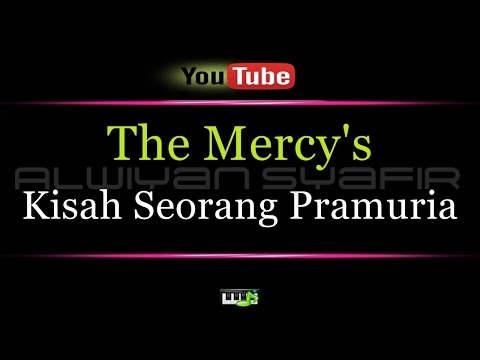 Karaoke The Mercy's - Kisah Seorang Pramuria