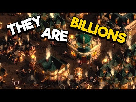They Are Billions Gameplay #6 - WERE GONNA WIN THIS *Sobs quietly*