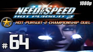 NFS Hot Pursuit 2 [1080p][PS2] - Part #64 - Final Race & Reward Cutscene