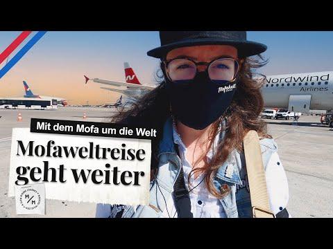 Meine Mofaweltreise geht weiter | Es geht zurück in die Türkei
