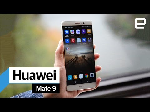 Huawei Mate 9: Hands-On