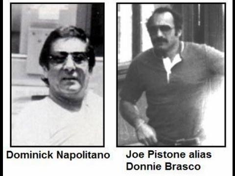 "Mobster - Dominick ""Sonny Black"" Napolitano"